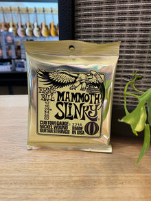Ernie Ball | 12-62 | Electric | Mammoth Slinky | FREE SHIPING