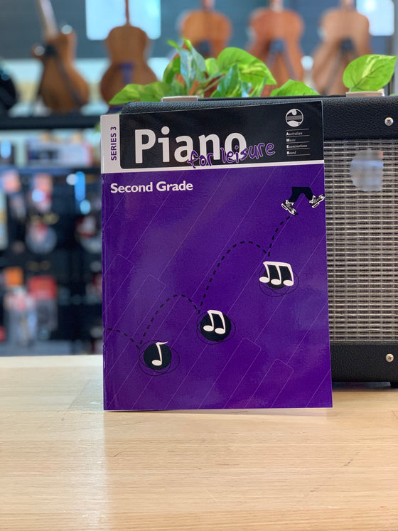 AMEB | Piano for Leisure | Series 3 | Grade 2