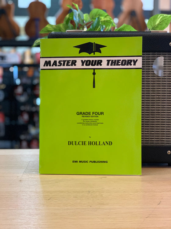 Master Your Theory | Dulcie Holland | Grade 4