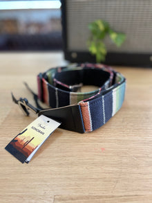 FENDER | Sonoran | Dusk | Multi Colour | Guitar Strap