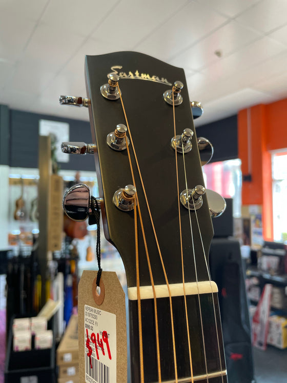 Eastman | AC122CE | All Solid | Acoustic-Electric