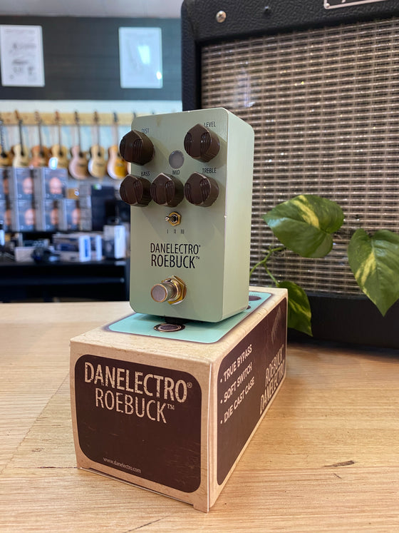 Danelectro | Roebuck | Distortion