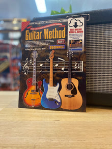 Progressive | Guitar Method BK1 | w/Online Video & Audio