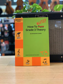 How to BLITZ Grade 3 Theory | Samantha Coates