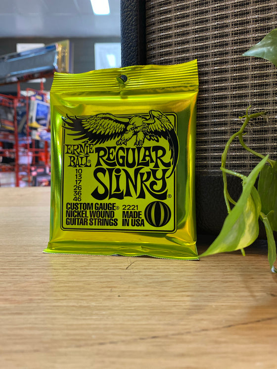 Ernie Ball | 10-46 | Electric | Regular Slinky | FREE SHIPING