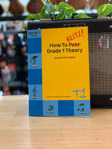 How to BLITZ Grade 1 Theory | Samantha Coates