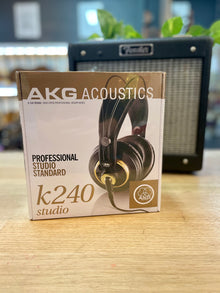 AKG | K-240 | Semi Open | Studio Headphones