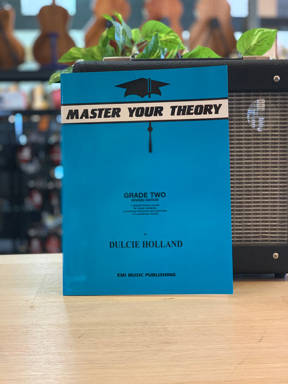 Master Your Theory | Dulcie Holland | Grade 2