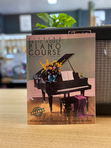 Alfred's Basic Adult Piano Course | Lesson Book | Level 2
