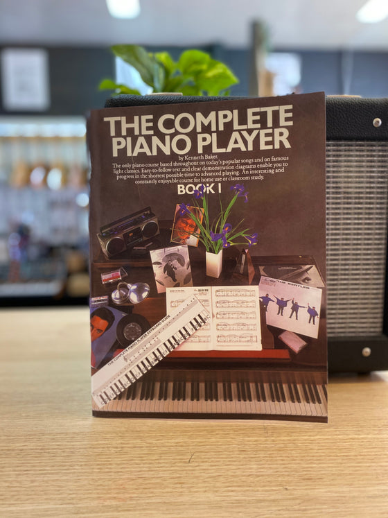The Complete Piano Player | Kenneth Baker | Book 1
