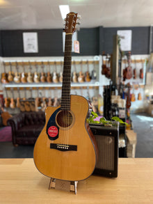 Fender | CD-60SCELH | Lefty | Acoustic/Electric