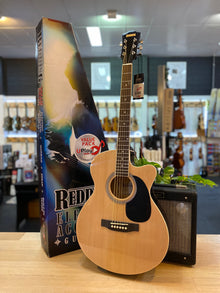 Redding | RGC51PCE | Acou/Elec Guitar with Extras