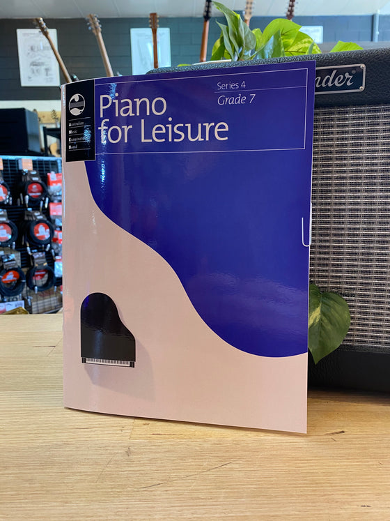 AMEB | Piano for Leisure | Series 4 | Grade 7