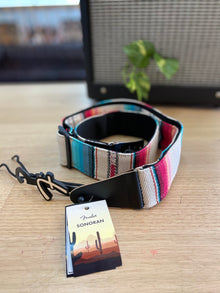 FENDER | Sonoran | Dawn | Multi Colour | Guitar Strap