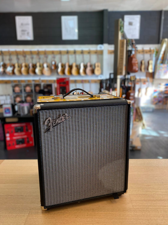 Fender | Rumble 100 | (V3) | 100w Bass Amp