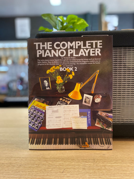The Complete Piano Player | Kenneth Baker | Book 2