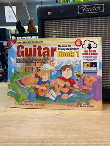 Progressive | Guitar Method for the Young Beginner | Book 1