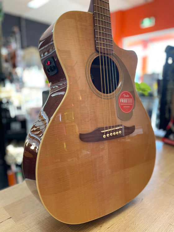 Fender | Newporter | Player | Natural | Acoustic Electric