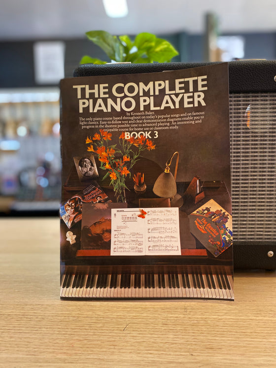 The Complete Piano Player | Kenneth Baker | Book 3