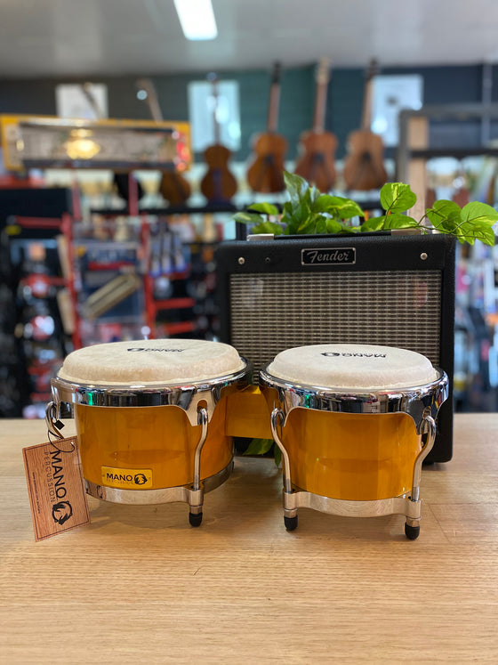 Mano | MP1769 | Bongos | Natural