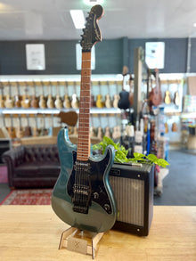 Fender | Squier | Contemporary Strat | HH | Gunmetal Metallic