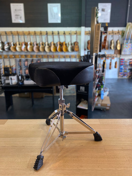 DXP | DA1250 | Deluxe | Saddle Style | Drum Throne