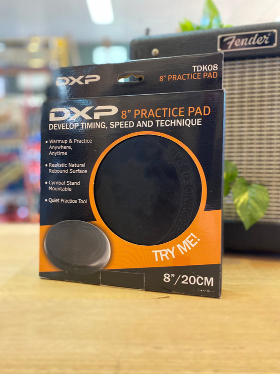 DXP | 8 Inch | Rebound Pad | TDK08