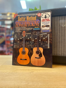 Progressive | Guitar Method Fingerpicking | w/Online Video & Audio