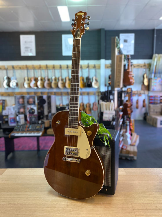 Gretsch | G2215-P90 | Streamliner | Junior Jet Club | Single Barrel Stain