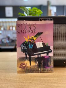 Alfred's Basic Adult Piano Course | Lesson Book | Level 1