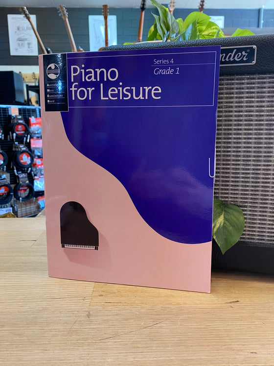 AMEB | Piano for Leisure | Series 4 | Grade 1