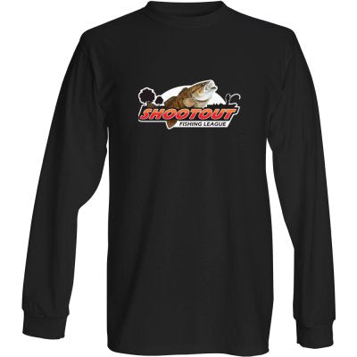 Shootout Fishing League Long Sleeve T-Shirt