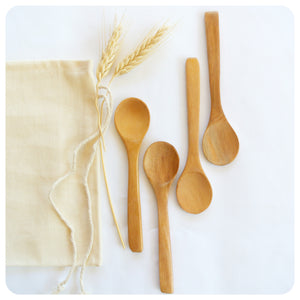 Little wooden spoons - ZA Kreated - 1
