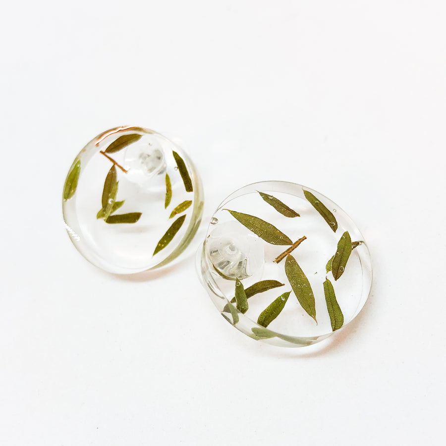 Jacaranda Stud Earrings