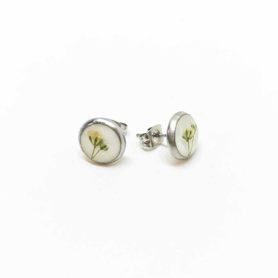 Tiny Botanics Stud Earrings - Gyp