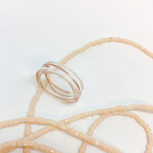 Resin Wire Rings