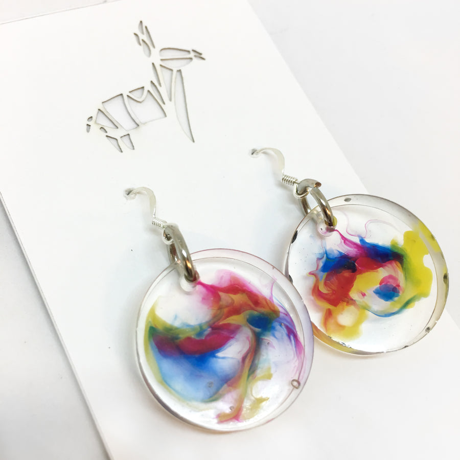 Artsy-Fartsy Dangle Earrings