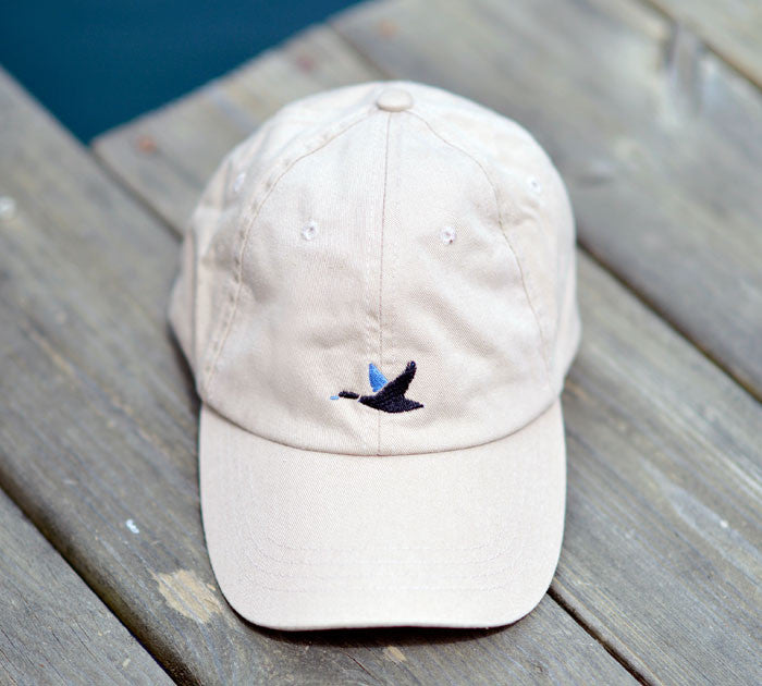 Khaki Mallard Cap Limited Edition Hat - The Mallard - 1