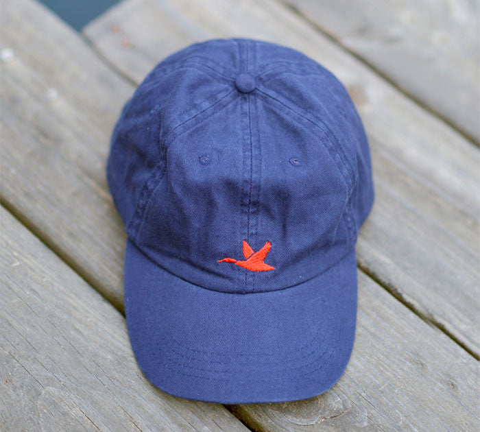 Navy Blue Mallard Hat - The Mallard - 1