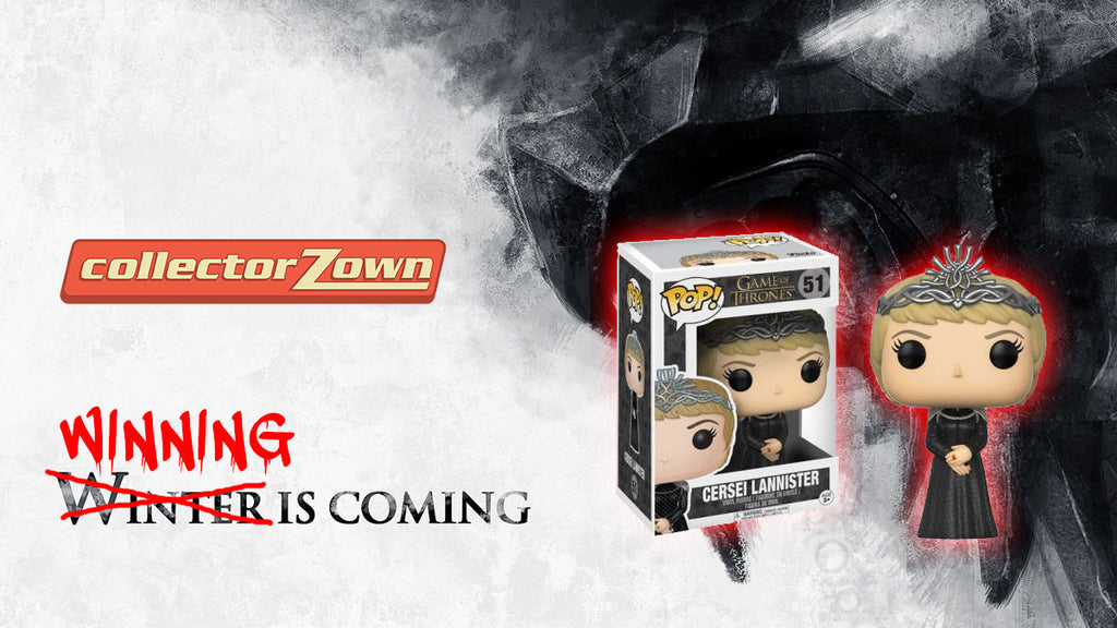 GIVEAWAY: Funko Pop! Game of Thrones Cersei Lannister #51