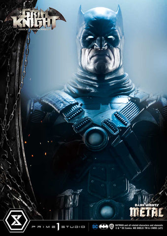 PRE-ORDER: Prime 1 Museum Masterline Dark Nights: Metal (Comics) Grim Knight Statue