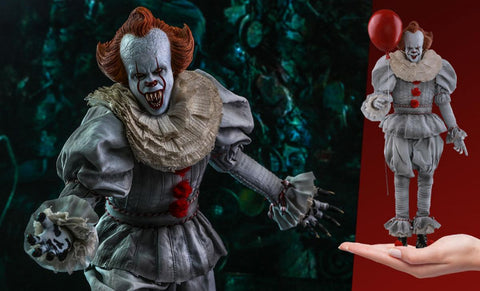 PRE-ORDER: Hot Toys Pennywise Sixth Scale Figure