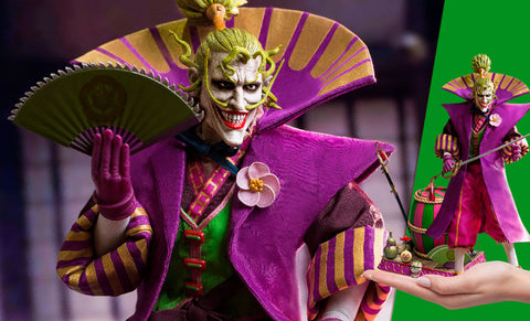 PRE-ORDER: Star Ace Toys Lord Joker (Deluxe) Sixth Scale Figure