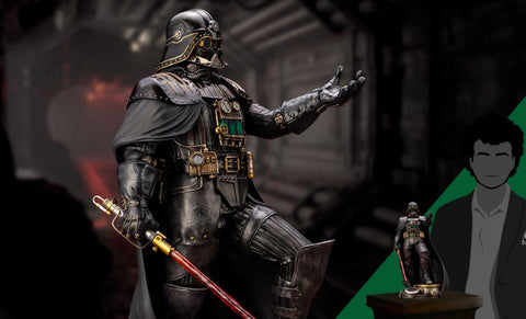 PRE-ORDER: Kotobukiya Darth Vader Industrial Empire
