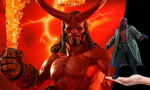 PRE-ORDER: Hot Toys Hellboy Sixth Scale Figure