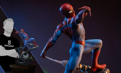 Sideshow Collectibles Spider-Man Premium Format Figure