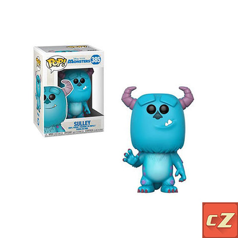 Funko Pop! Disney: Monsters Inc. Sulley #385 *New In Box* - collectorzown