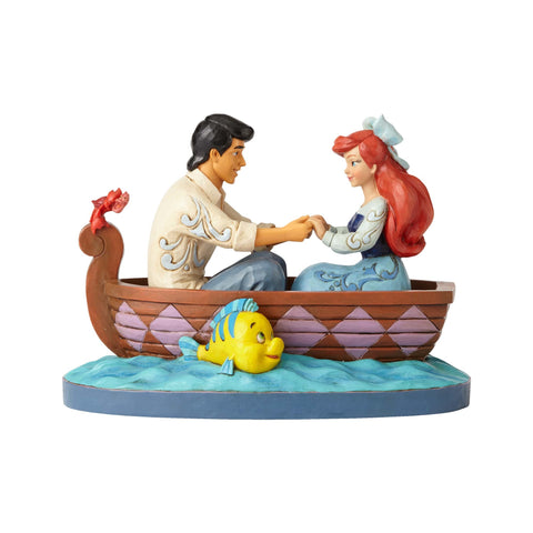 Enesco: Disney Traditions Ariel and Prince Eric Statue