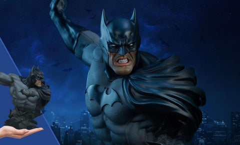 PRE-ORDER: Sideshow Collectibles Batman Bust