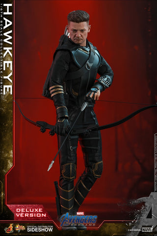 Hot Toys Hawkeye (Deluxe Version) Sixth Scale Figure